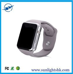 Customized new coming q8 mobile smart watch phone