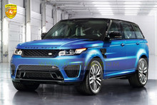 Brand new quality oriented pp material SVR body kit for Rangerover sport 2014