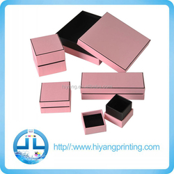 Wholesale Customized Jewelry Gifted Paper Box with Good Quality