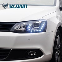 Hot sale in China CE CCC certifications jetta accessories vw jetta projector headlight