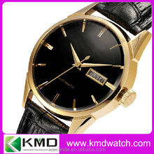 China manufacture heavy stainless steel automatic date cheap automatic watches