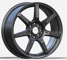 Silver Finishing and 16-20 Inch Diameter alloy wheels for cars(ZW-XJ112)