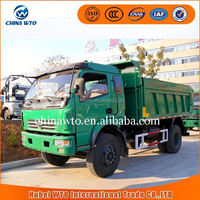 Euro4 4x2 small sealed garbage truck for sale china supplier new products