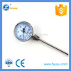 Feilong industrial oven bimetal dial thermometer