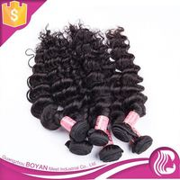 100% Full Cuticle Direct Factory Sexy Woman Indian Remy Virgin Hair Half Wig