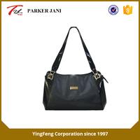New design embossing lattice pattern pvc ladies fashion handbag