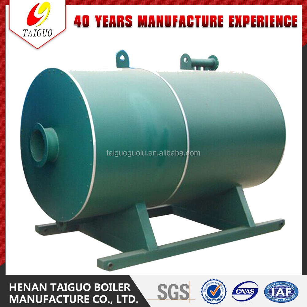 Horizontal Oil Fired Heat Transfer Oil Fluid Boiler System Equipment ...