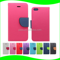 Fashion Design Pu Wallet Case for iPhone 5c ,for iPhone 5c Wallet Cases