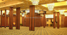 china manufacturer aluminium movable dividers for rooms wooden decorative partition walls
