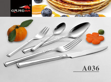 A036 Wholesale Cheap Price 4pcs Stainless Steel Knife Set