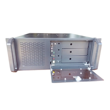 19 inch 4U Server Cases 6 Bays Driver 0.8mm Thickness 483mm Length SPCC Computer Case