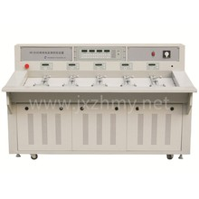 Single phase energy meter error tester calibrate test bench