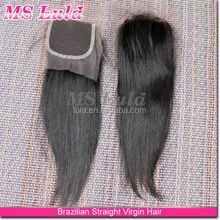 remy hair wholesale price custom design virgin mongolian curly hair silk base lace closure