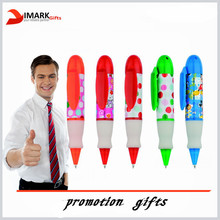 promotion fat novelty twist short ball pen