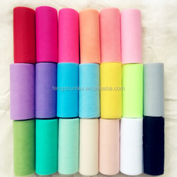 Breathable Feature and 100% Nylon,100% nylon Material roll of tulle