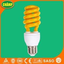 Mini 15W Mosquito Repelling Yellow Bulb