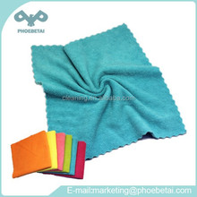 Microfiber Cloth Diaper with Edgeless for Kitchen Cleaning