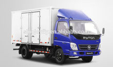 scrolling advertising trucks mini electric cargo truck