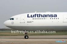 Air Freight service from china(Guangzhou,Shenzhen,Hongkong) to Linz Austria by Luthansa