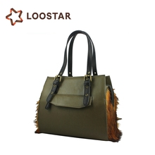 2015 Fashion Wholesale Lady handbag PU Elegance Designer Women Handbag
