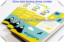 Booklet printing factory with SGS Certificate