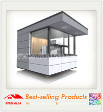 modern design guard house
