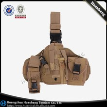Universal Adjustable Multipurpose Handguff Pouch Molle Design Army Pistol Holsters