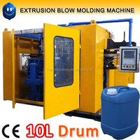 Blow moulding machine for jerry can 10 liter