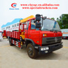 8ton Dongfeng Truck with Crane, Truck Mounted with Crane for sale