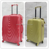 decent and vintage abs pc well-sold trolley luggage