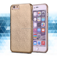 New art mosaic pattern TPU hybrid case for iPhone 6 sublimation mobile skin