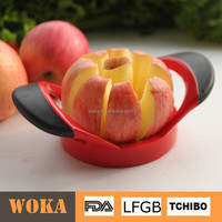 Factory Price!!! Easy Apple Corer and Divider, Corer and Slicer, Fruit Cutter Divider