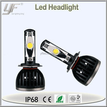 30w cob head light conversion kit, marine car motorcycle all in one led headlight