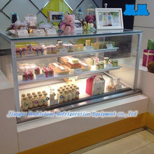 Hot counter top Refrigerated bakery cake display cases for sale