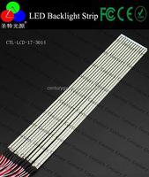 19inch led backlight 2.4MM 385MM 7800K Backlight for replace lcd backlight tft lcd