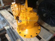 kawasaki M5X130 swing motor for excavator, M5X130 kawasaki slewing motor, excavator rotary motor