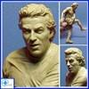 Hyper Realistic Human Sculpture