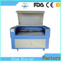 NC-C1390 100w laser cutting machine for plastic sheet