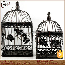 Wholes Metal Parrot Cage Stainless Steel Bird Cage