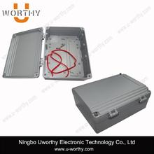 cheapest aluminum waterproof junction box-250*191*86mm