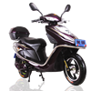 800W adult two wheels standing big tyre electric motorcycle for sale