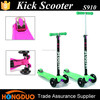 Pro adjustable bike kick scooter for kids
