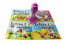 2015 Hot sale electronic toy of reading pen for kids' Spanish learning