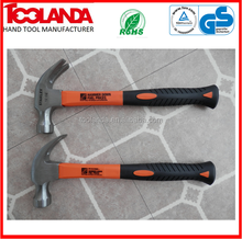 American type full polished claw hammer