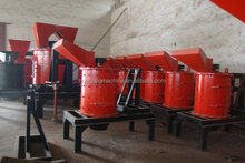 Reduce the efficiency of cost savings compound crusher