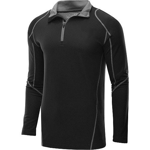 dri fit long sleeve uv protection custom flatlock sports
