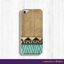 Wooden Phone Case For iPhone Real Natural Rose Wood Durable Protective Shockproof Wooden cell case for iphone manufacturer