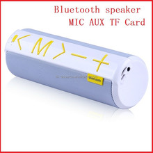 Plus Stereo Sound Rechargeable Support FM Radio SD Card bluetooth mini speaker