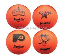 Street ball , Bike polo ball ,floor hockey ball and Indoor ice hockey ball
