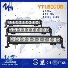 Super quality Support Car LED Bar Light car led daytime driving lights bars auto parts led strobe light bar for4WD UTE